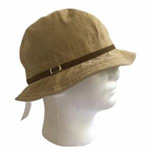 QUALITY HEADWEAR Bucket Corduroy vintage Hat S / M